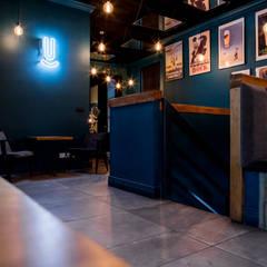 Upojeni: styl , w kategorii Bary i kluby zaprojektowany przez Moble.