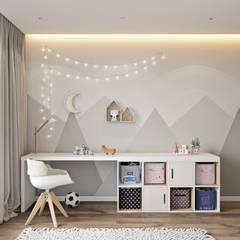 غرفة الاطفال تنفيذ U-Style design studio