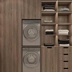 UI017: Гардеробные в . Автор – U-Style design studio