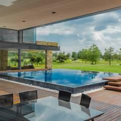 Pool by García Puente Arquitectos