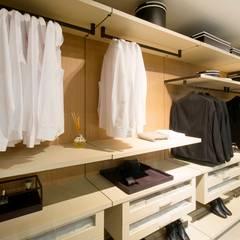 Dressing room by Studio Cicconi,