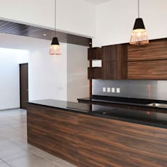 Kitchen units by 3C Arquitectos S.A. de C.V.