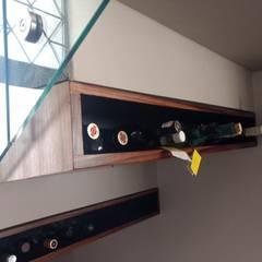 Escaleras de estilo  por Estudio Chipotle