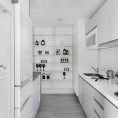 مطبخ تنفيذ 寓子設計