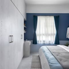 Bedroom by 寓子設計