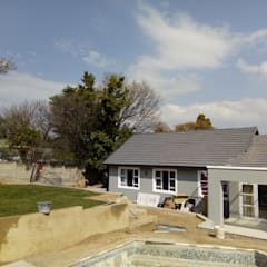 Finished Look: classic Houses by Ndiweni Architecture