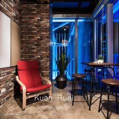 مكاتب ومحلات تنفيذ 台中室內設計-寬叡- 空間設計.工程