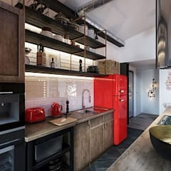 Kitchen by Loft&Home