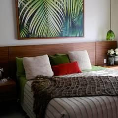 tropische Slaapkamer door Taller Veinte