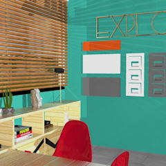Офисы и магазины в . Автор – arqlar projeto personalizados e preços acessiveis