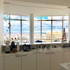 Remodelacion Cocina: Cocinas de estilo  por Studio ARI