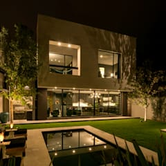 Terrace house by Villalobos Image Maker