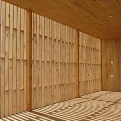 بلكونة أو شرفة تنفيذ mutarestudio Arquitectura