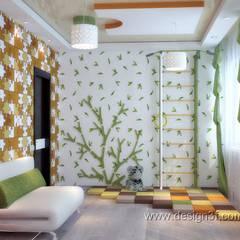 غرفة الاطفال تنفيذ студия Design3F