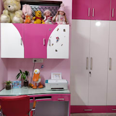 kids room:  Girls Bedroom by Design Tales 24