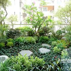 Terrace by 大地工房景觀公司