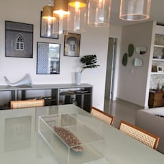 .: Salas de jantar  por PAR projetos