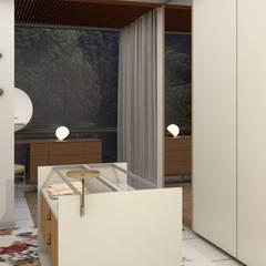 .: Closets minimalistas por PAR projetos