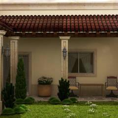 Jardín: Jardines de estilo clásico por TAR ARQUITECTOS
