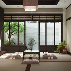 Công ty Thiết Kế Xây Dựng Song Phát:  tarz Oturma Odası