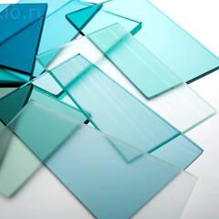 Купить стекло : Лестницы в . Автор – Zстекло, Модерн Стекло