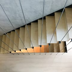 Stairs by 보편적인 건축사사무소