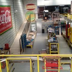 Refrigeradores Retrô Modelo clássico anos 50: Escadas  por OldLook