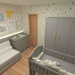 Baby room by GABRIELA GUERREIRO | ARQUITETURA,