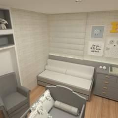 Baby room by GABRIELA GUERREIRO | ARQUITETURA