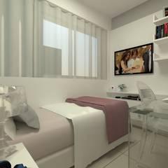 GABRIELA GUERREIRO | ARQUITETURA:  tarz Genç odası