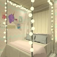 Girls Bedroom by GABRIELA GUERREIRO | ARQUITETURA,