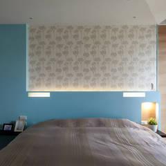 rustieke & brocante Slaapkamer door 禾光室內裝修設計 ─ Her Guang Design