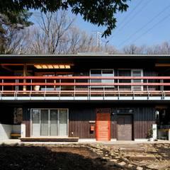 百草の家: アービア設計事務所が手掛けた家です。