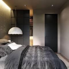 :  Schlafzimmer von Tobi Architects