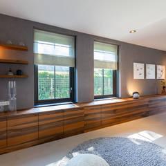 Salon moderne par Aangenaam Interieuradvies Moderne Métal