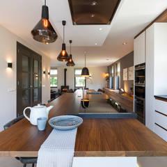 Cuisine moderne par Aangenaam Interieuradvies Moderne Granite