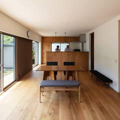 ミネラル: SQOOL一級建築士事務所が手掛けたキッチンです。,オリジナル
