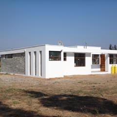 Projekty,  Dom jednorodzinny zaprojektowane przez ARKITEKTURA