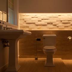RENOVATION MODEL HOUSE: yuukistyle 友紀建築工房が手掛けた浴室です。