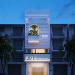 Casas de estilo  por AVA Architecture, Moderno