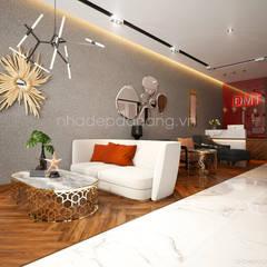 Livings de estilo  por AVA Architecture, Moderno