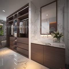 Dormitorios de estilo  por AVA Architecture, Moderno