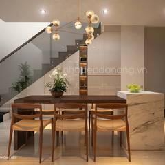 modern Kitchen by AVA Architecture
