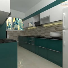 residential Interiors:  Kitchen by Modulart