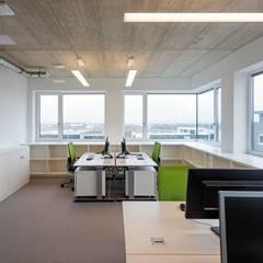 Tòa nhà văn phòng by SCHOYERER ARCHITEKTEN_SYRA