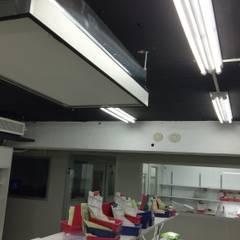 醫學級室內裝修設計:  書房/辦公室 by leker.com