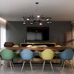 Dining room by Inêz Fino Interiors, LDA