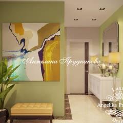 Corridor & hallway by Дизайн-студия элитных интерьеров Анжелики Прудниковой,