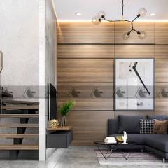 Maisons de style  par AE STUDIO DESIGN