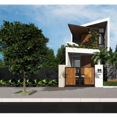 Houses by AE STUDIO DESIGN
